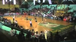 All Star Volleyball Red vs Green Set 2 & 3