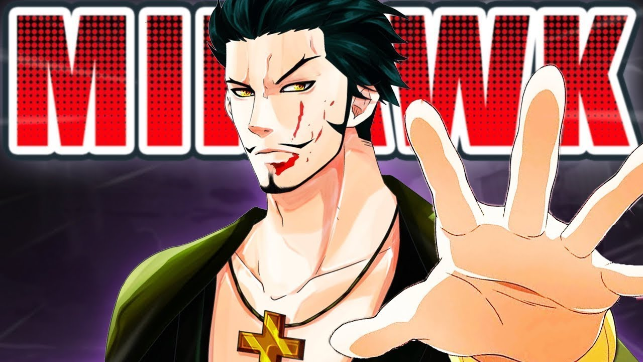 Download Are we gonna ignore the fact that Mihawk is a Warlord with no crew?