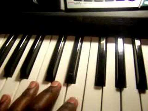how to play d minor