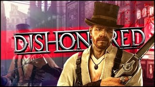 PARTY CRASHING PIRATE! | Dishonored: The Brigmore Witches DLC Funny Moments