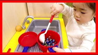 Indoor playground fun play house Marble Cooking ❤Playground Aneby Trimpark Fun Play Place