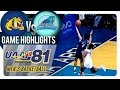 Download UAAP 81 MB: NU vs. AdU | Game Highlights | October 17, 2018