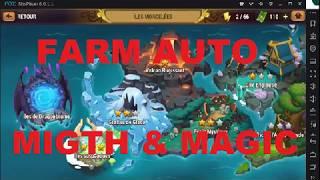 Might & Magic: Elemental Guardians Farm Auto avec Nox