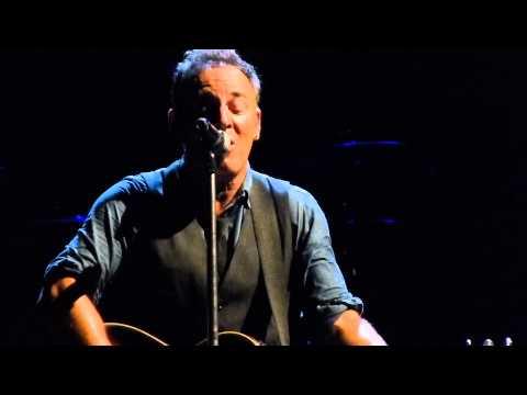 Bruce Springsteen 2013-05-07 Turku - Queen Of The Supermarket