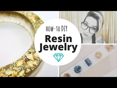 How-To Make Resin Casted Jewelry
