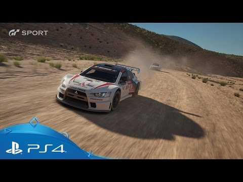 Gran Turismo Sport | Gameplay Trailer | PS4
