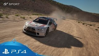 Gran Turismo Sport  Gameplay Trailer  PS4