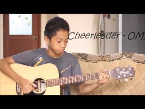 Cheerleader- OMI (FIngerstyle Guitar Cover)