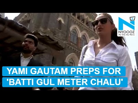 Yami Gautam visits Bombay High Court