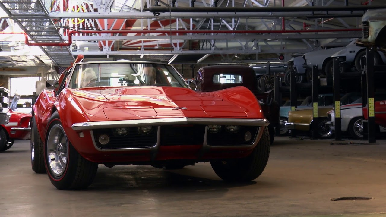 Clean Corvette   FantomWorks
