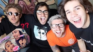 THEIR GIRLFRIENDS ARE DATING?! / q&a