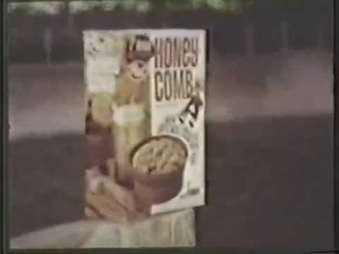 Honeycomb Cereal Commercial From The 60s Youtube