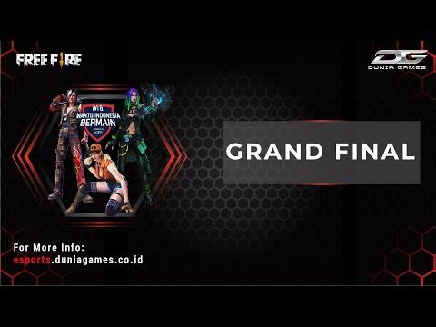 DGWIB : Free Fire Season 5 (Grand Final)
