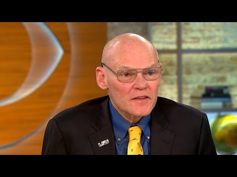Longtime Clinton ally James Carville talks 2016 race