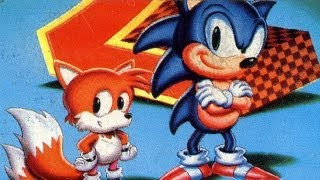 Classic Game Room - SONIC THE HEDGEHOG 2 review for Sega Genesis
