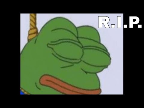 Funny Frog Cartoon Meme : Pepe the frog know your meme