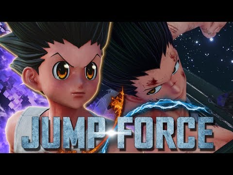 MAKING PLAYERS RAGE QUIT WITH GON'S JAJANKEN! Gon Freecss Gameplay - Jump Force Online Ranked