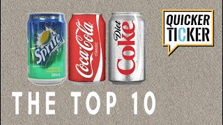 The Top 10 Selling Soda Pop
