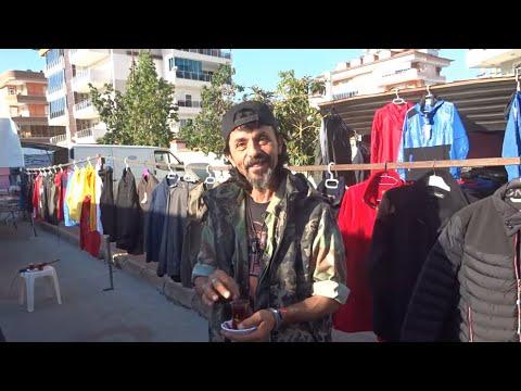 Вещевой рынок Аланья 21 ноября Все почти бесплатно по сравнению с летом