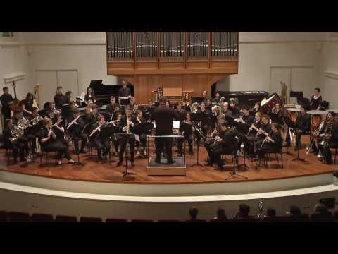 John Mackey - Soprano Saxophone Concerto - Justin Kenealy