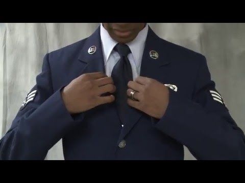 cfe6d18ecb50 Air Force Semi Formal and Mess Dress Uniforms - YouTube