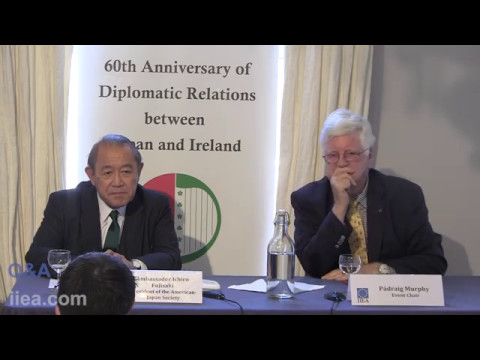 Ambassador Ichiro Fujisaki - The Changing Asia Pacific - A Japanese View -  Q&A