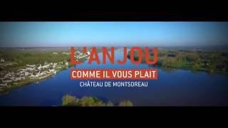 Anjou Tourisme #le château de Montsoreau vous ouvre les portes de l'Anjou
