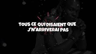 Mr Leo  Toujours Haut (Lyrics Video)