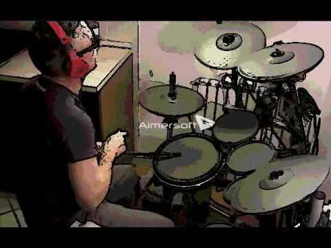 Masimbabele - The Unknown Cases - Afro Music -Drum cover