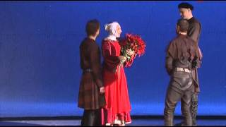 2013 - Аквитанская львица (реж. Глеб Панфилов), часть 1