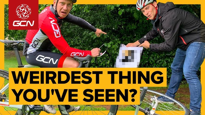 848893b0855 The Weirdest Thing That You've Seen On A Bike Ride? | GCN Show Ep. 337