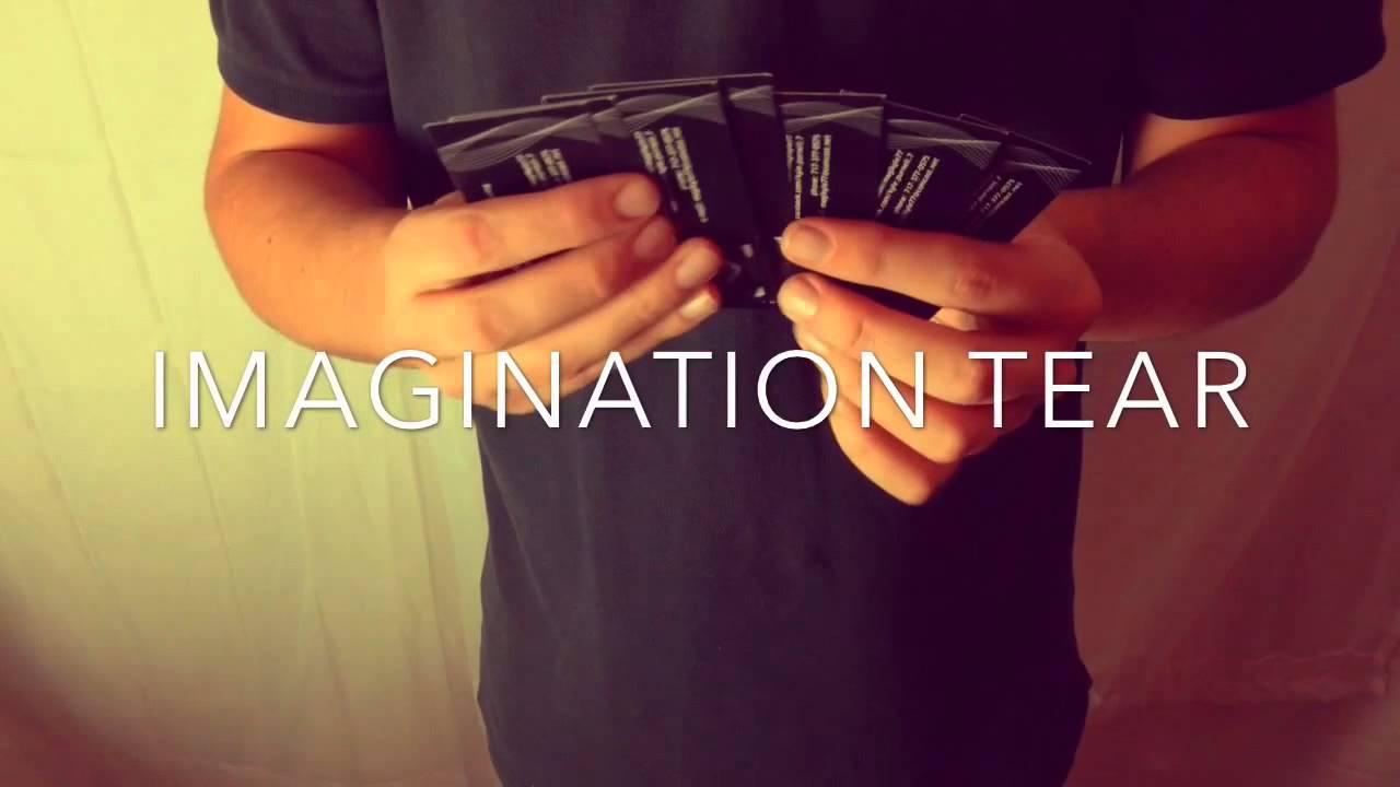 Visual Business Card Magic - YouTube