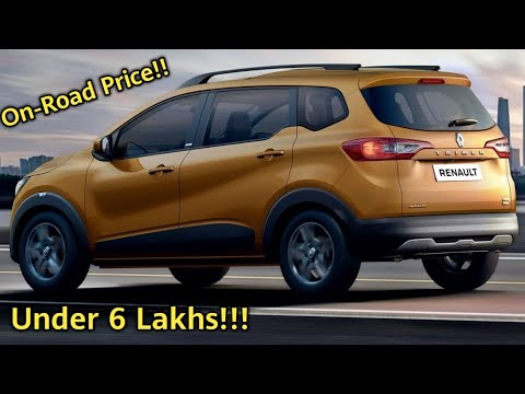 Top 7 Best Cars Under 6 Lakhs On Road Price In India 2020 Youtube