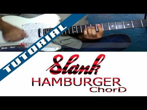 Belajar lagu Slank - Hamburger Chord || Guitar Lesson