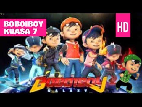 Boboiboy Kuasa 7 - Boboiboy The Movie - 7 Kekuatan Boboiboy