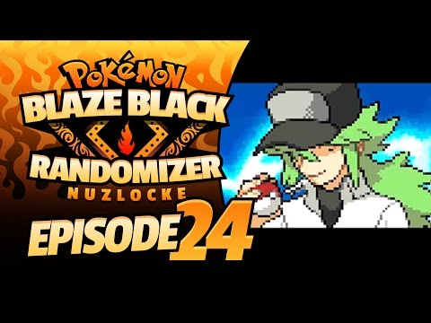 ROTOM, WHY?! - Pokemon Blaze Black Randomizer Nuzlocke - 24
