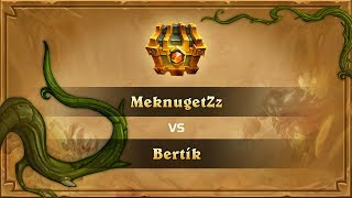 MeknugetZz vs Bertík, Hearthstone Wild Open