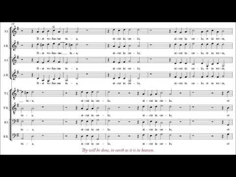 Handl-Gallus | Pater noster [á 8; The Cambridge Singers]