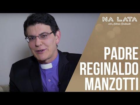 #NALATA com PADRE REGINALDO MANZOTTI