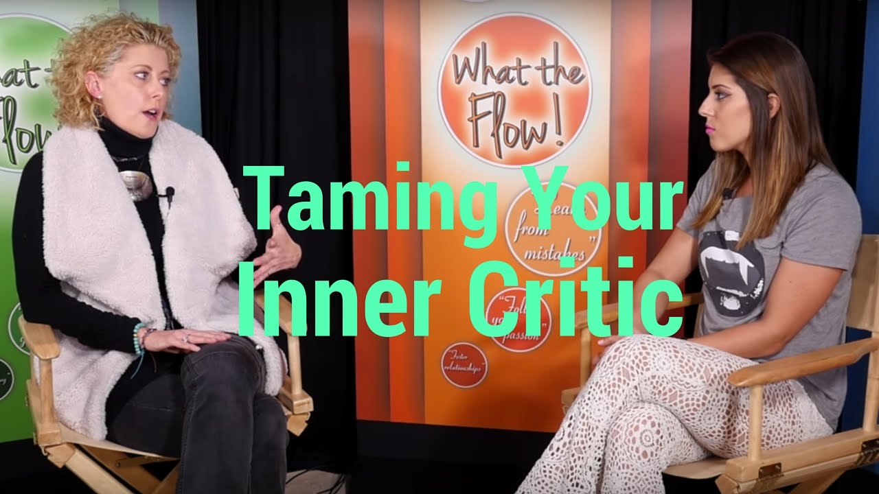taming your inner critic | dr. lauren costine - youtube