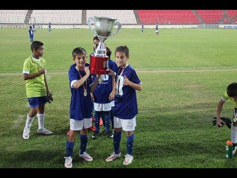 Futebol Sub 11  - Gêmeos  HENRIQUE e GUSTAVO -