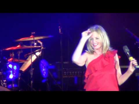 2017-02-25 - Clare Grogan of Altered Images at Butlin's, Minehead, 80's Here And Now