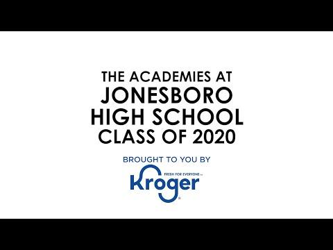 Class of 2020 Senior Salute: The Academies at Jonesboro High School