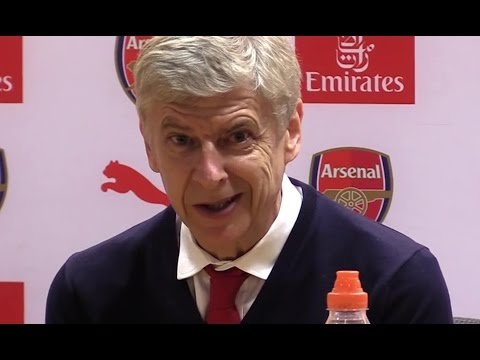 Arsene Wenger Stays! Arsenal Manager Reacts To New Deal*