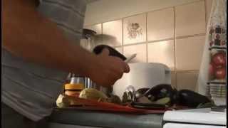 How to Prepare, C๐ok & Freeze Eggplant.