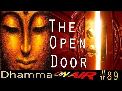 Dhamma on Air #89: The Open Door ...