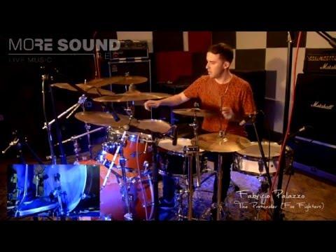 Fabricio Palazzo - Foo Fighters - The Pretender - Drum Cover