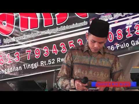 Adhista Mini Music__Haruskah Berakhir__Pak Kades Arpani