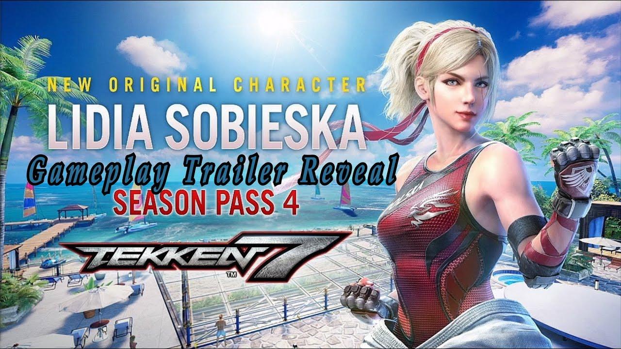 Lidia Sobieska v plnohodnotném Tekken 7 traileru