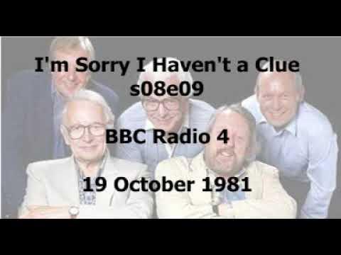 I'm Sorry I Haven't a Clue s08e09
